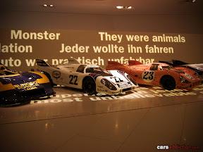 Porsche 917/30 and 917/20 the Pink Pig