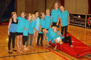 Gymnastikskole 2014