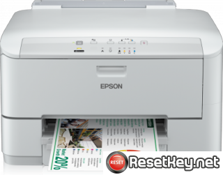 Reset Epson WorkForce WP-4015DN Waste Ink Counter overflow error