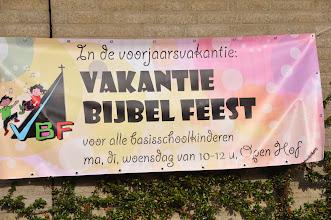 Photo: Vakantie Bijbelfeest in de Open Hof (Culemborg, 20-22 febr. 2012)