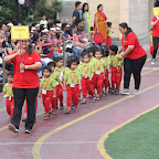 SYNERGY - 16th Annual Sports Meet 2017-18, Nursery Section at Witty World, Chikoowadi