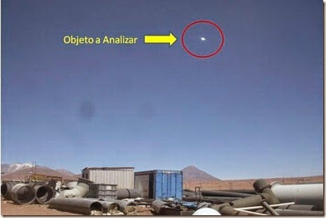 Chile-Government ufo