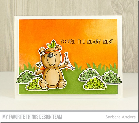 Paper Pursuits: You're the Beary Best–CTD #449
