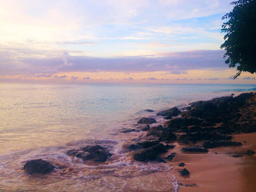 Sunset at Paradise Beach, Barbados. #StudyAbroadBecause It Can Change Your Reality