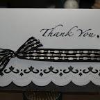 GG0926B- Sarah's Thank You August 2012