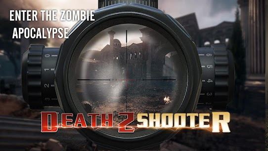 Death Shooter 2 : Zombie Killer – Mod Android Updated 1