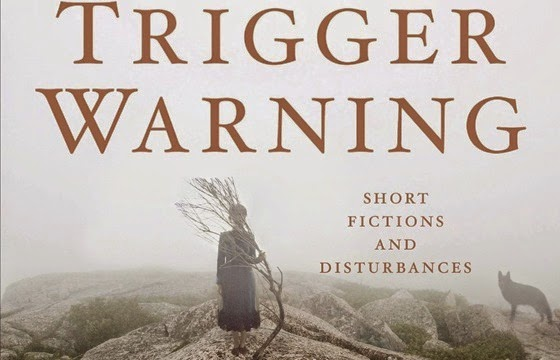 Neil Gaiman - Trigger Warning detail