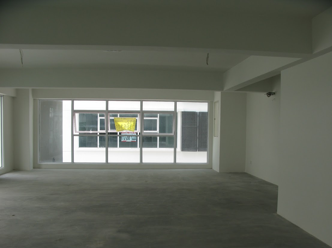 1st floor empty lot