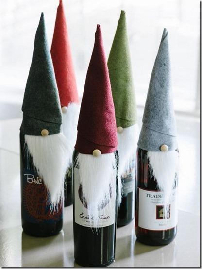 decorar botellas navidad todonavidad info (17)