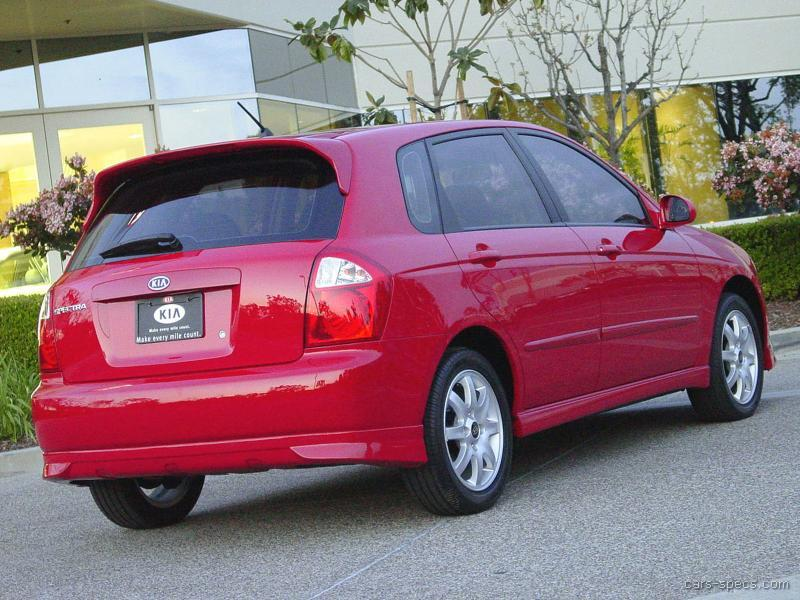 2008 kia spectra wagon specifications pictures prices. Black Bedroom Furniture Sets. Home Design Ideas