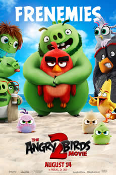 capa Angry Birds 2: O Filme