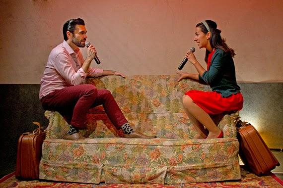 'Lo tuyo y lo mío. 75 canciones en 75 minutos' en el Fernán Gómez a partir del 28 de mayo