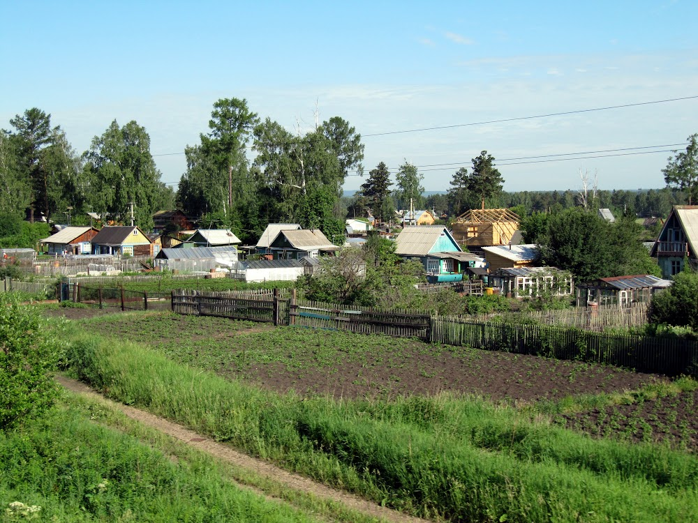 Small Houses In Russia