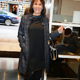 WWW.ENTSIMAGES.COM -  Arlene Phillips    arriving   at         Wear it for Autism - charity catwalk show at Millennium Hotel London Knightsbridge, London October 6th 2014Charity fashion show to celebrate families and individuals affected by autism.                                               Photo Mobis Photos/OIC 0203 174 1069