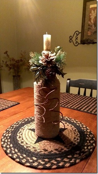 decorar botellas navidad todonavidad info (12)