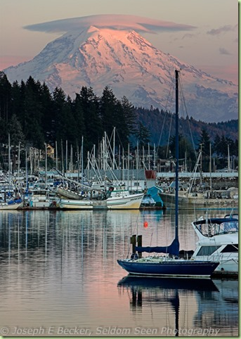 Gig Harbor's Mountain