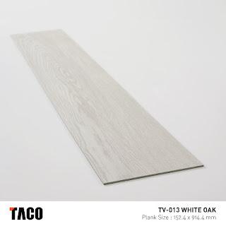 Vinyl Taco TV-013 White Oak