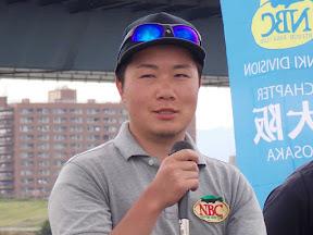 3位・渡辺荘選手のインタビュー