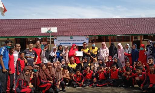 Saweu Sikula, Hipelmabdya Kunjungi SLB Aceh Barat Daya
