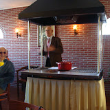 Ledenvergadering oktober 2009 Burdaard