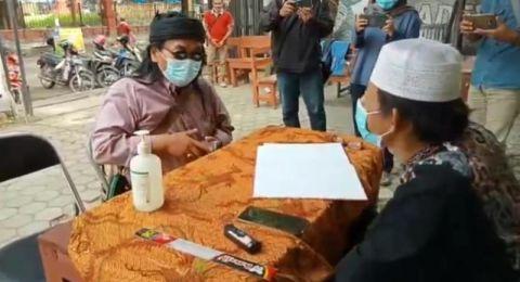 30 Relawan Laskar Agung Macan Ali Cirebon akan Diberangkatkan Ke Palestina