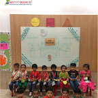 Eid Celebration by Playgroup Morning section at Witty World, Chikoowadi (2018-2019)