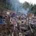 Kebakaran Maut di Lengkong Bayi 4 Bulan Meninggal Dunia