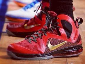 timeline 120612 shoe lebron9 finals 2011 12 Timeline