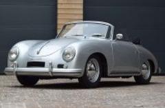 058 Porsche 356 A cabriolet 1600