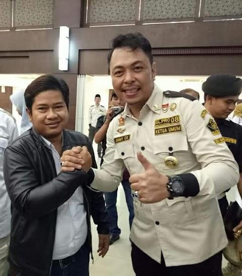 Jimmy CK Ketum GL-PRO Yang Juga Calon Gubernur DKI Jakarta : Saya Dukung 1000 % Kang Kendar Maju Menjadi Kuwu Desa Waled Asem