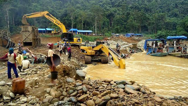Perusahaan Milik Bakrie Lapor Sudah Caplok Tambang Emas di Aceh
