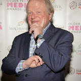 WWW.ENTSIMAGES.COM -    John Sergeant  at     Older People in the Media Awards at The British Library London November 13th 2014Annual awards organised by charity Independent Age, in celebration of coverage which has positively portrayed older people or sensitively highlighted the issues they face. Hosted by Independent Age and sponsored by Barchester Healthcare.                                                 Photo Mobis Photos/OIC 0203 174 1069