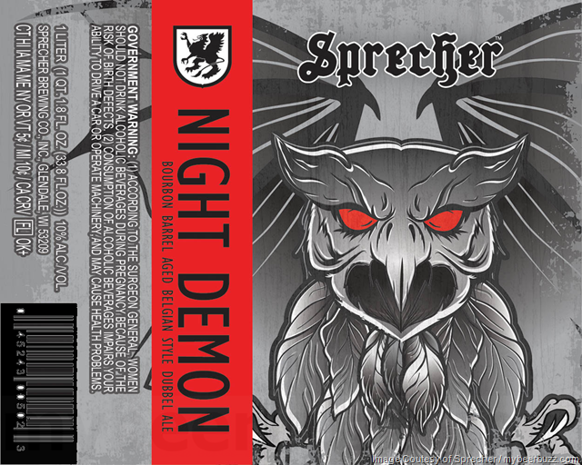 Sprecher Night Demon