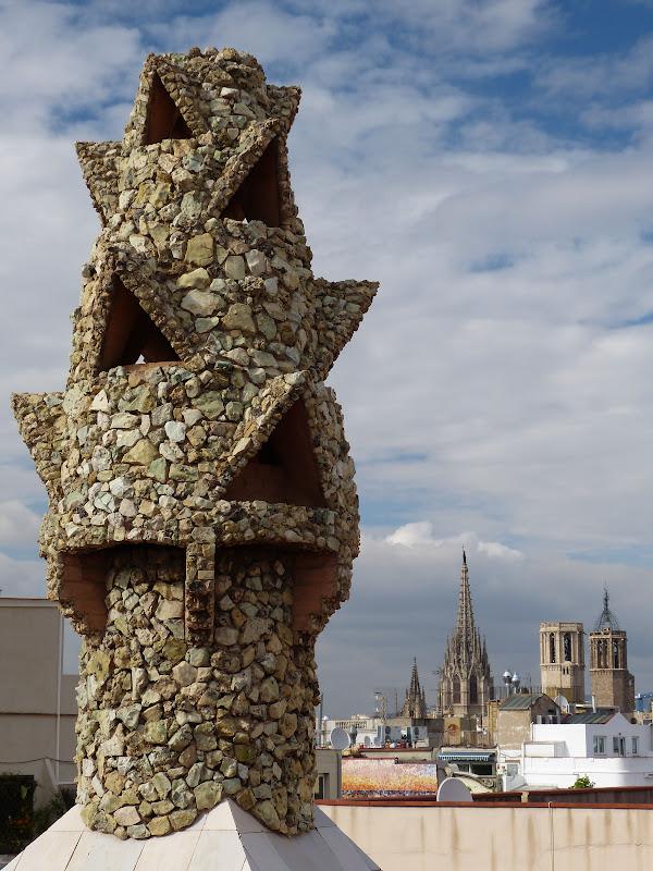 Les maisons de Gaudi P1350563
