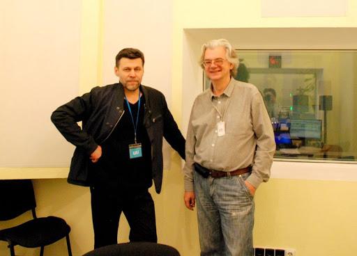 Іван Лучук був у прямому ефірі радіо «Культура».