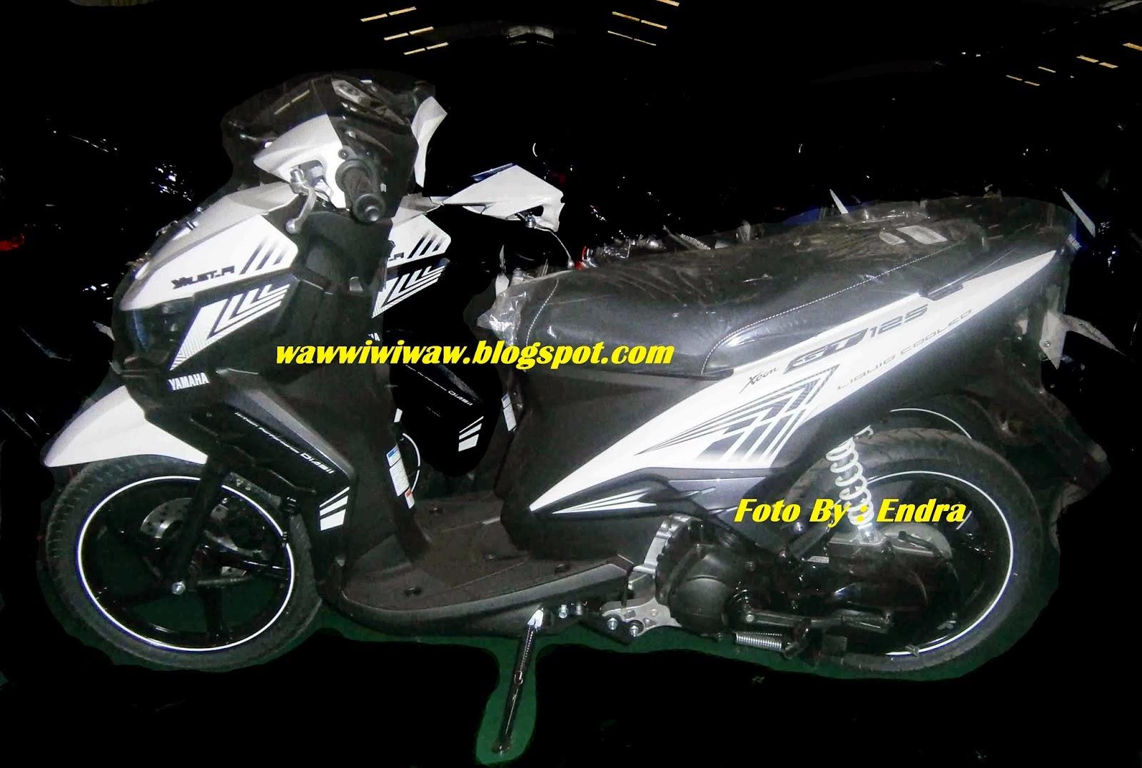 Modif Yamaha Xeon Gt 125