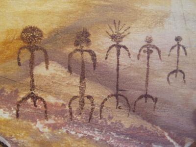 M ltiplas linguagens pintura rupestre for Pintura para suelos de terrazo