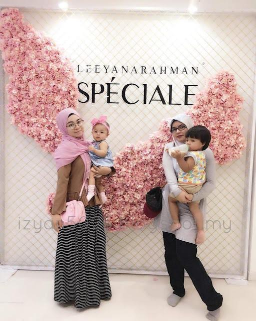 Shopping raya Leeyanarahman
