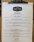 photo of the menu