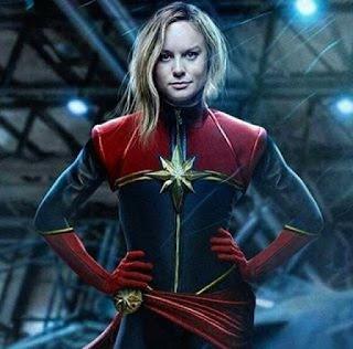 siapakah pemeran captain marvel? Brie Larson