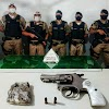 Polícia Militar de Divino realiza operação de trânsito em conjunto com a Polícia Rodoviária Estadual e apreende materiais ilícitos; Veja o balanço da operação