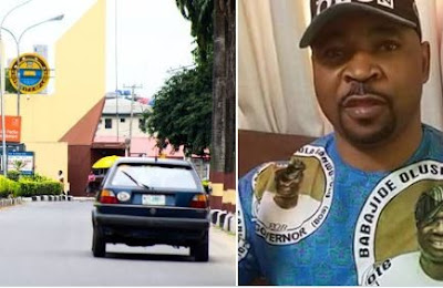 MC Oluomo UNILAG Invitation And The Outrage: Jimoh Buhari Reacts