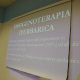 23 febbraio 2012 _ Visita alla camera iperbarica