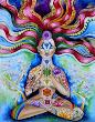 Meditation And Chakras Power