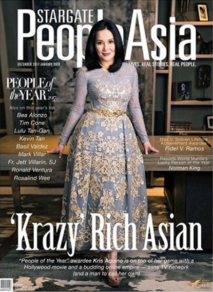 Kris Aquino for People Asia