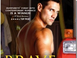 Review: Brave the Heat (The McGuire Brothers #1) by Sara Humphreys