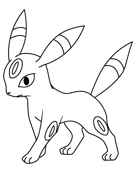 Pokemon Coloring Pages For