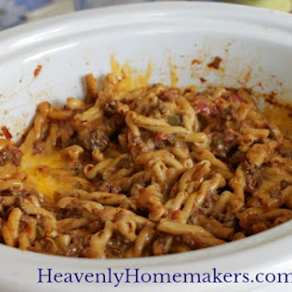 Crock Pot Pasta Recipes.