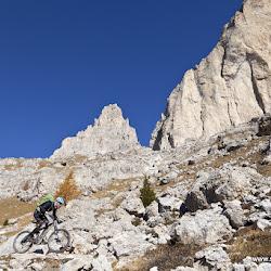eBike Tour Murmeltiertrail Dolomiten 27.10.15