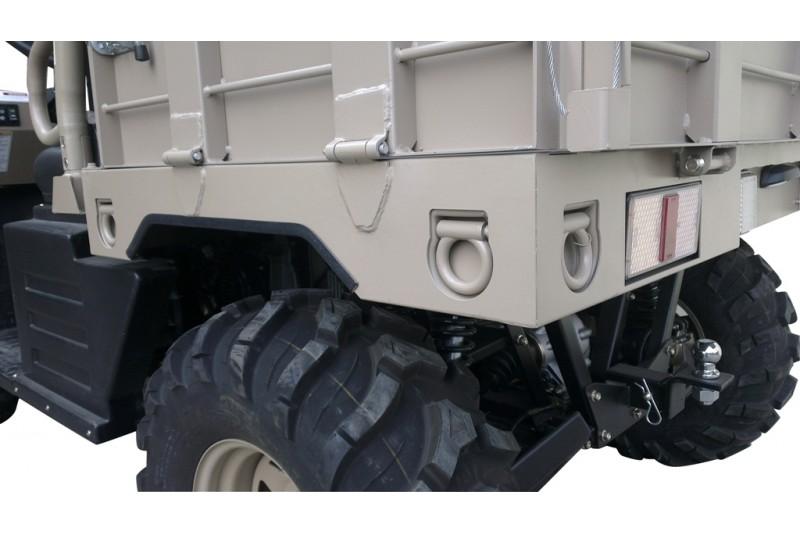 500cc Agmax Military Farm Utility Ute Side By Side13
